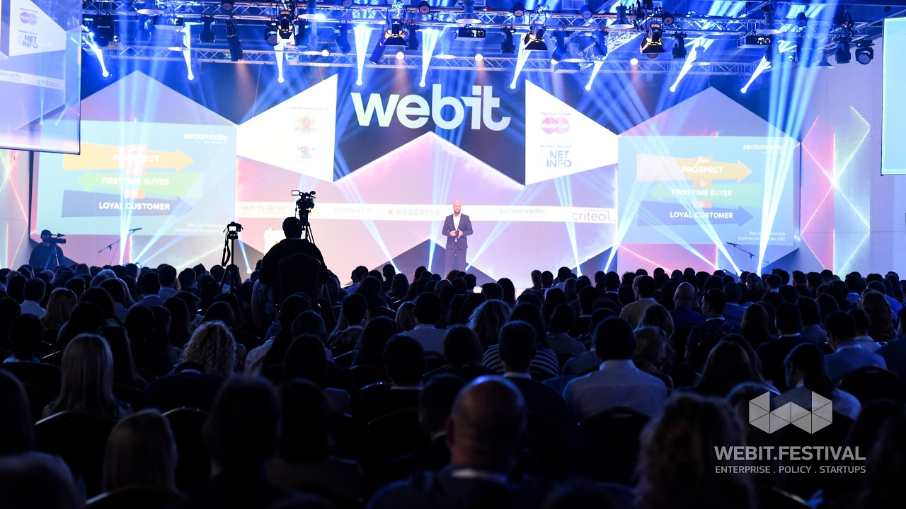 Experts share SAAM at Webit 2018